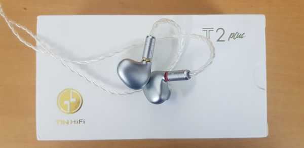 Tin Hifi T2+ First impression